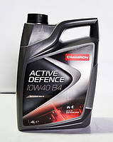 Масло моторное Champion Active Defence 10W40 B4, 4л
