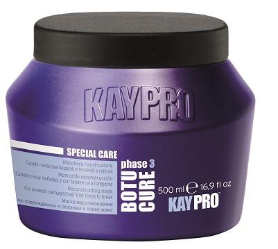 Маска восстанавливающая для осветленных волос Botu-Cure KAYPRO