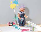 Джинсовая одежда для куклы Baby born Zapf Creation 822210, фото 3