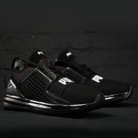 Мужские кроссовки Puma IGNITE Limitless Black (реплика)