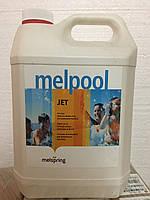 Альгицид непенящияся Melpool JET для удаления водорослей, грибков и бактерий, 5л