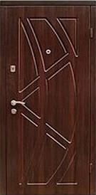 Дверь входная Статус металлическая модель К101