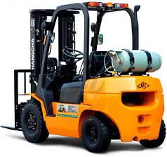 Навантажувач HC CPQD15N-RW21-Y0 дупл 3,0м, вила 1070мм, зав. №F3AI03533