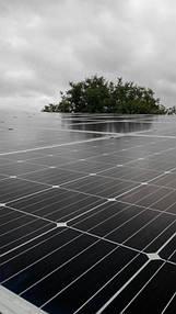 Сетевая солнечная станция для дачного дома 10 кВт 1