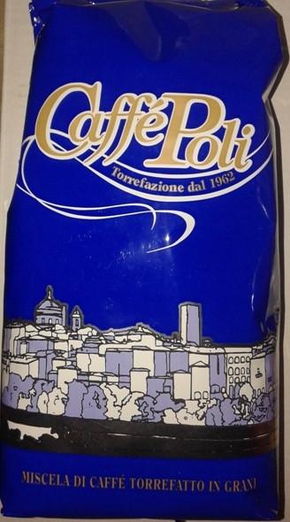 Кофе в зернах Caffe Poli Extrabar 1 кг