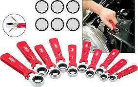 Набор ключей с трещоткой, фото 2