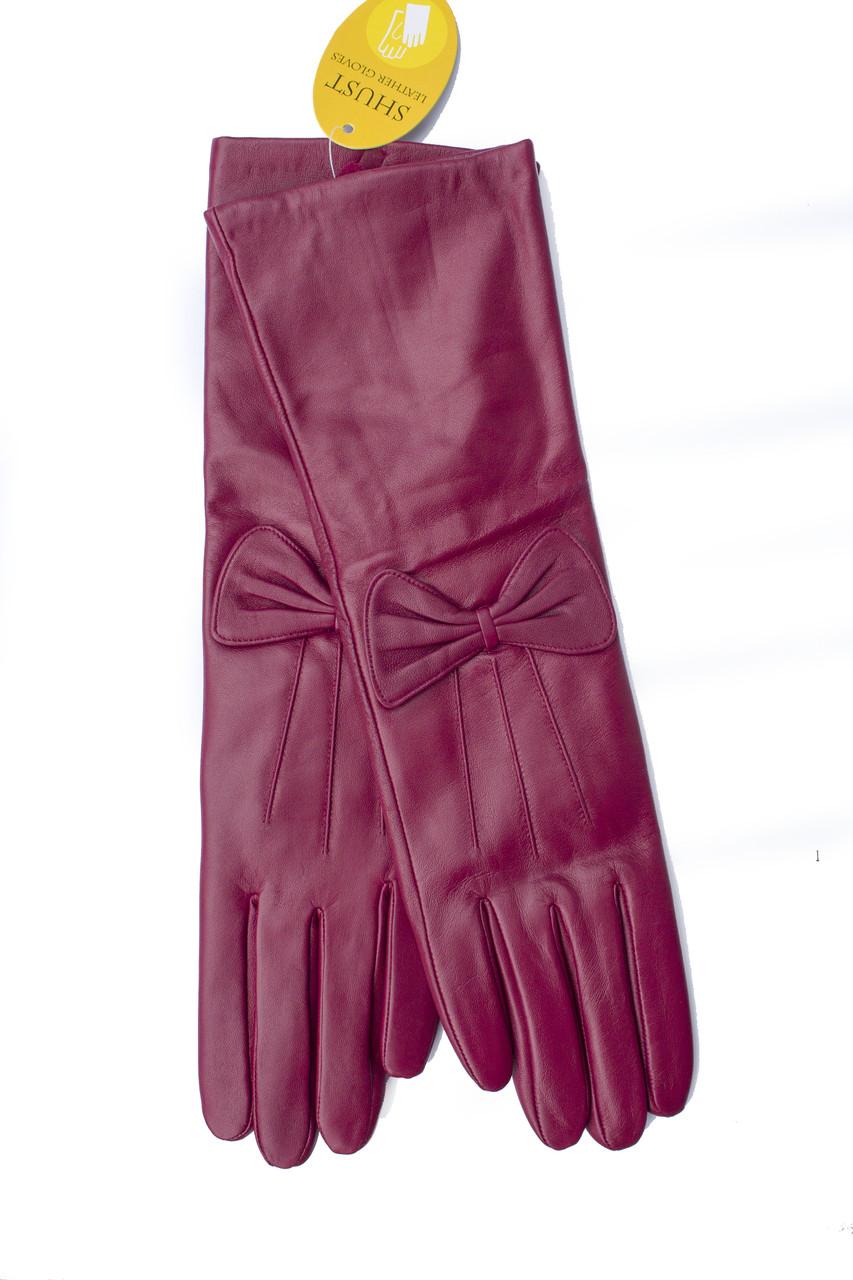 Женские перчатки длинные 340мм Большое