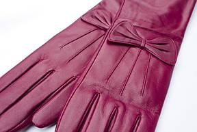 Женские перчатки длинные 340мм Большое, фото 2