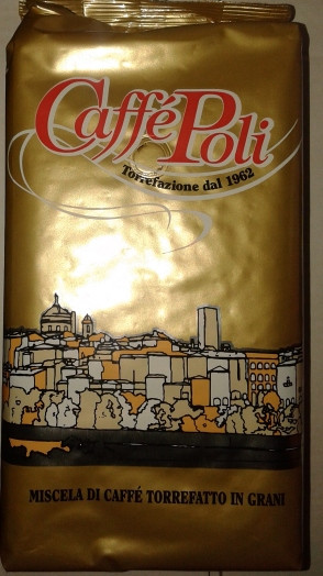 Кофе Поли Супер Бар 1 кг