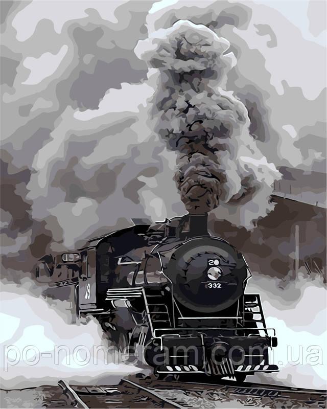 Art Story картина поезд