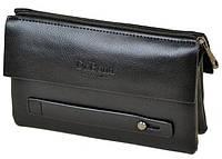 Популярный мужской кожаный клатч барсетка dr.Bond Небольшой компактный размер Доступная цена Код: КГ5286, фото 1