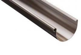 Желоб ProAqua 125 мм., 3000 мм.  коричневый