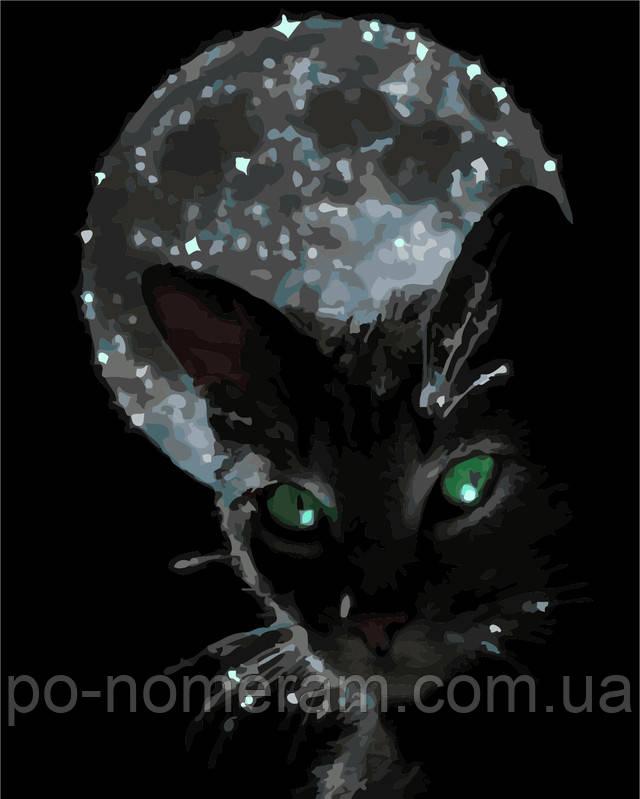art story картина черная кошка
