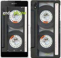 """Чехол на Sony Xperia Z2 D6502/D6503 Кассета """"876c-43"""""""