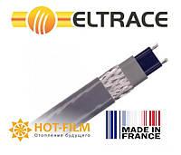 Саморегулирующий греющий кабель SAS ELTRACE 10ват (Франция) для антиобледенения снеготаяния обогрева труб
