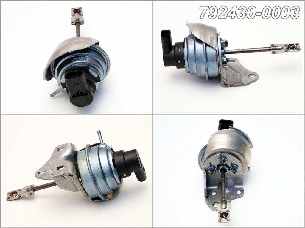 Актуатор / клапан турбины Audi A3 1.6TDI - 775517, 803955