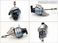 Актуатор / клапан турбины Volkswagen Crafter 2.0TDI - 775517, 803955, фото 1