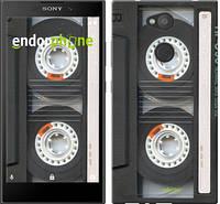 """Чехол на Sony Xperia L2 H4311 Кассета """"876u-1394"""""""