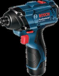 Аккумуляторный гайковерт Bosch GDR 120-LI + GSR 120 Li COMBO (100 Нм)