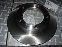 Диск гальмівний ВАЗ 2121 передній (RIDER)