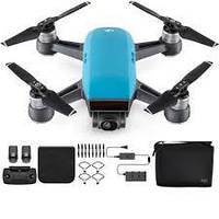 DJI Spark Lava Blue Fly More Combo