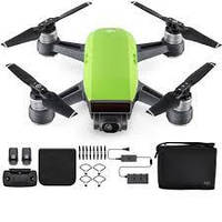DJI Spark Lava Green Fly More Combo