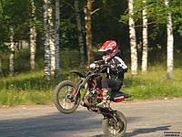 Мотоцикл питбайк эндуро 2013/KAYO/irbis TTR-125m3. б/у. отл. сост