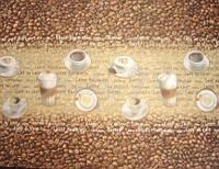 """Декоративный картон """"Кофе""""25Х35, фото 1"""
