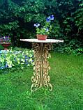Столик ажурный,свадебный декор, фото 2