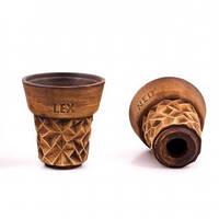 Глиняная чаша для кальяна ЛЕКС (LEX) - НЕО (NEO)