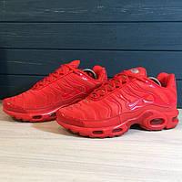 Nike Air Max Tn+ Red 43 и 44 размер