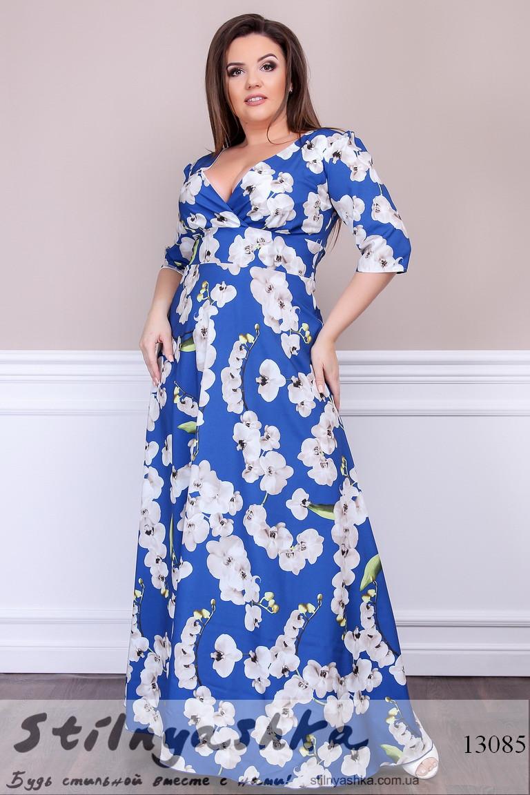 нарядное платье для полных