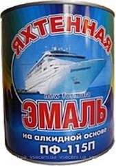 Эмаль Пф-115 Яхтенная