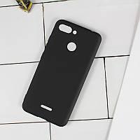Силіконовий TPU чехол JOY для Xiaomi Redmi 6 чорний