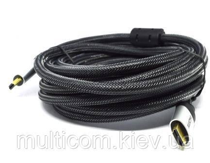 "05-07-272. Шнур HDMI (штекер - штекер), version 2.0, ""AtCom"", в блистере, 5м"