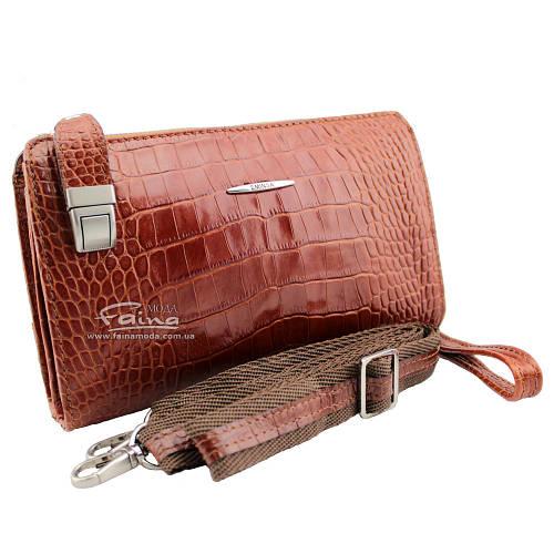 Мужской клатч кожаный коричневый Eminsa 5091-4-2  продажа e650fdf357f0b
