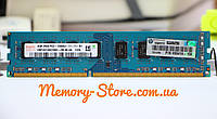 Оперативная память для ПК Hynix DDR3 4Gb PC3-12800 1600MHz Intel и AMD, б/у
