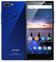 Смартфон Vernee Mix 2 синий (экран 6 дюймов, памяти 4GB RAM/64GB ROM, акб 4200 мАч), фото 1