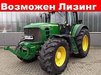 Трактор John Deere 7530 Premium 2008 года, фото 1