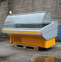 """Холодильная витрина """"MAWI"""" 2,0 м.  (Польша) Бу, фото 1"""