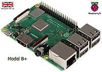 Микрокомпьютер Raspberry Pi 3 Model B+ (Raspberry Pi 3 Model B+ /RSP3 model B+)