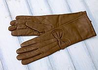 Женские перчатки длинные 340мм