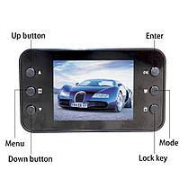 Автомобильный видеорегистратор 1080 P Full HD, фото 3