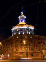 Подсветка фасадов зданий, архитектуры и ландшафта