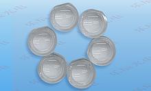 Об'єктив для лазерної лінзи з фокусуванням лінзи 7 мм для асферичного коллимирующего дзеркала