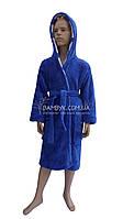 Теплый халат для девочки Angora Bamboo № 0225