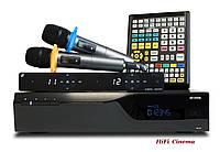 AST-50 Standart караоке система с беспроводными вокальными микрофонами Sennheiser XSW 1-835 DUAL, фото 1