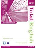 Total English New Pre-Intermediate WorkBook+key+Audio CD