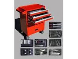Набор инструментов в тележке, фото 2