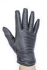 Женские кожаные перчатки 4-739, фото 2